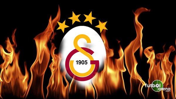 Galatasaray'a transfer olmaktan son anda vazgeçti