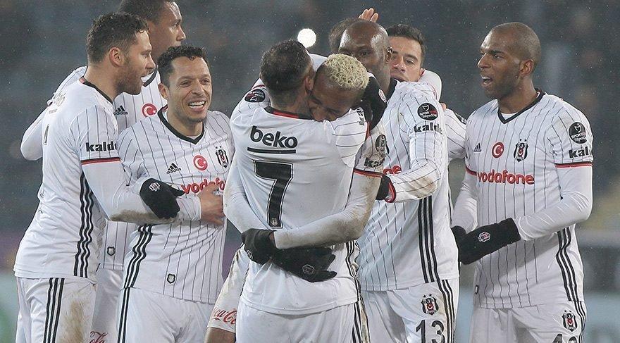 Göztepe, Beşiktaşlı oyuncuyu gözüne kestirdi