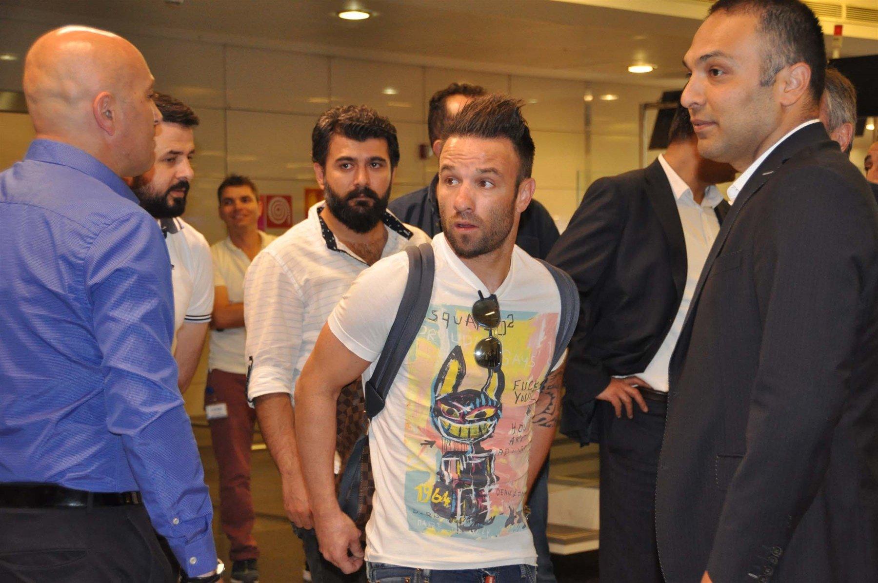 Hasan Çetinkaya o transfer için Fransa'ya uçtu