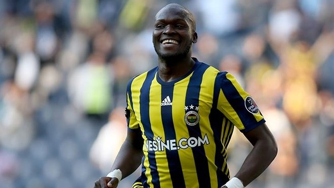 Moussa Sow yeniden Fenerbahçe'ye