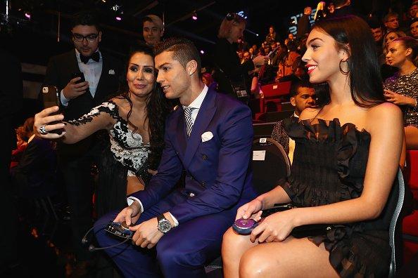 Ronaldo'nun sevgilisinden müjde! Hamileyim