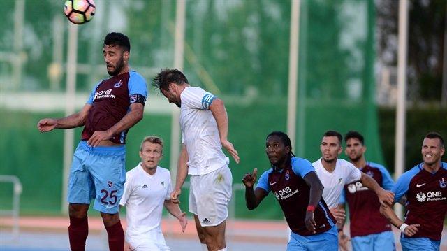 Trabzonspor'da stoper harekatı başladı