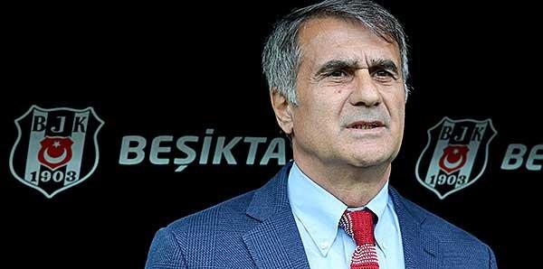 Beşiktaş'ta Şenol Güneş'ten beraberlik sitemi!