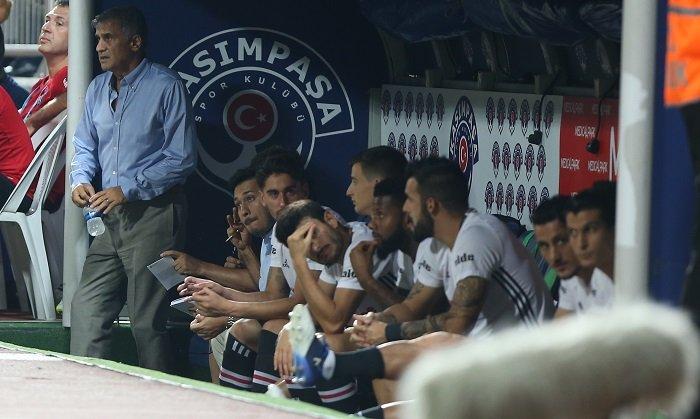 Beşiktaş'ta tam 184 milyon lira! İşte o kare