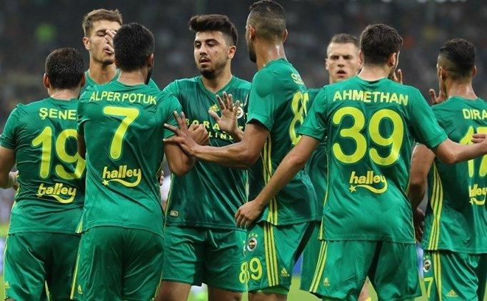Fenerbahçe'nin Vardar maçı 11'i