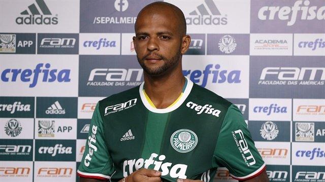 Flaş! Felipe Melo geri dönüyor