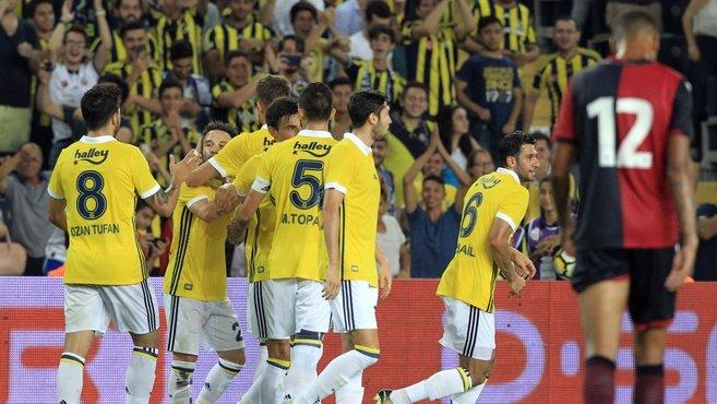 Flaş! Fenerbahçe'ye genç oyuncu için 5 milyon Euro