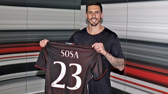 Jose Sosa transferinde flaş gelişme