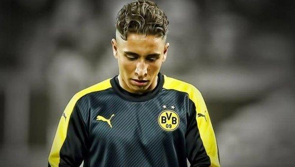 Son Dakika: Dortmund, Emre Mor'u açıkladı