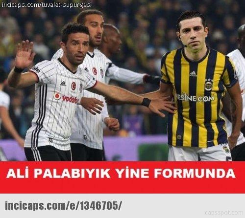 Fenerbahçe Beşiktaş capsleri