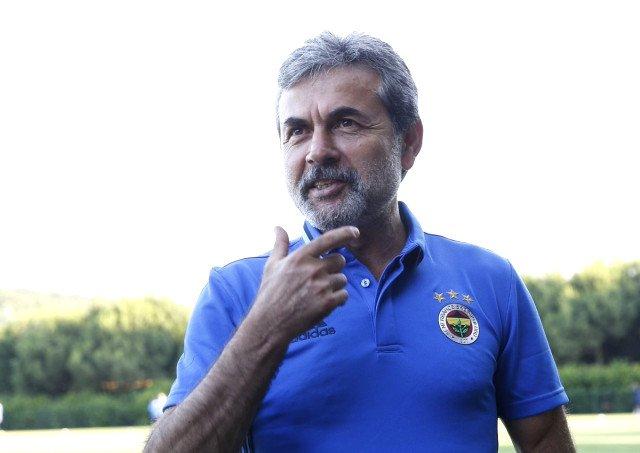 Fenerbahçe'de Aykut Kocaman yeni sistemi uyguluyor!