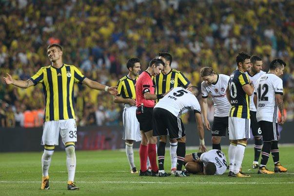 Fenerbahçe'de Beşiktaş'ın fişini çeken futbolcu