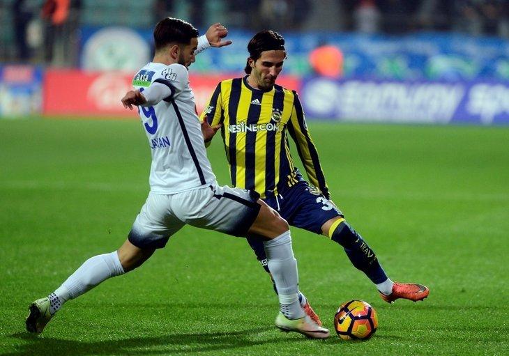 Fenerbahçe'de flaş karar! Hasan Ali Kaldırım...