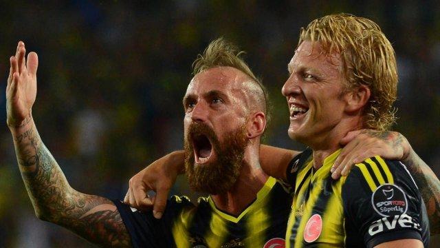 Fenerbahçe'de Kuyt ve Meireles sürprizi
