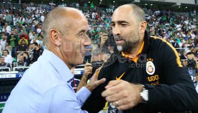 Galatasaray taraftarlarından Tudor'a sert tepki
