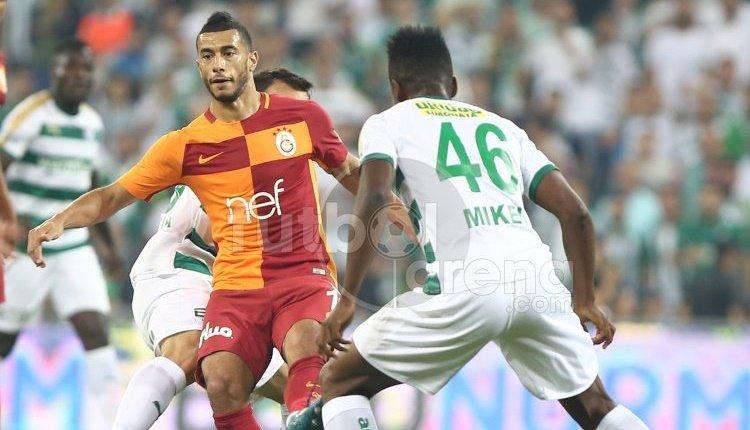 Galatasaray'ın penaltısına maytap engeli!