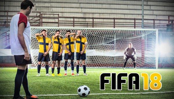 İşte FIFA 18'in en iyi 10 frikikçisi! Türk futbolcu...