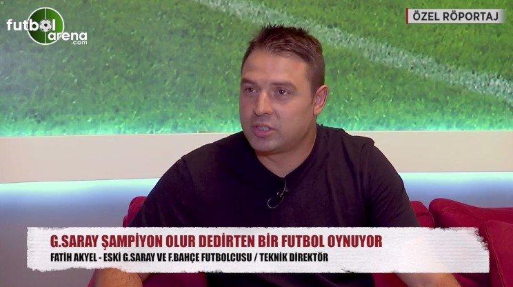 Fatih Akyel'den Galatasaray Fenerbahçe iddiası: Bu maçta...