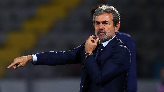 Fenerbahçe'de Aykut Kocaman'a derbi öncesi olay gönderme! Aykut Yıldırım olsun