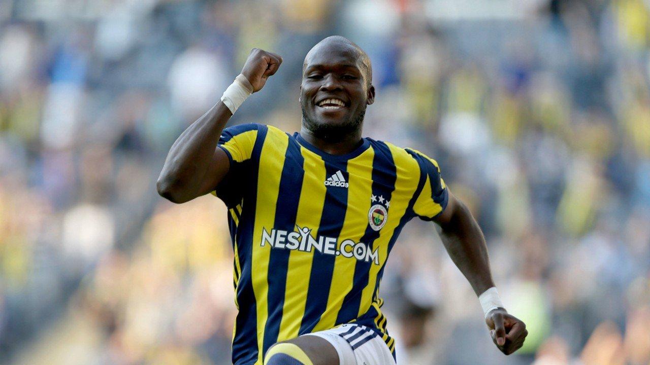Fenerbahçe'de Moussa Sow gerçeği! Rekor...