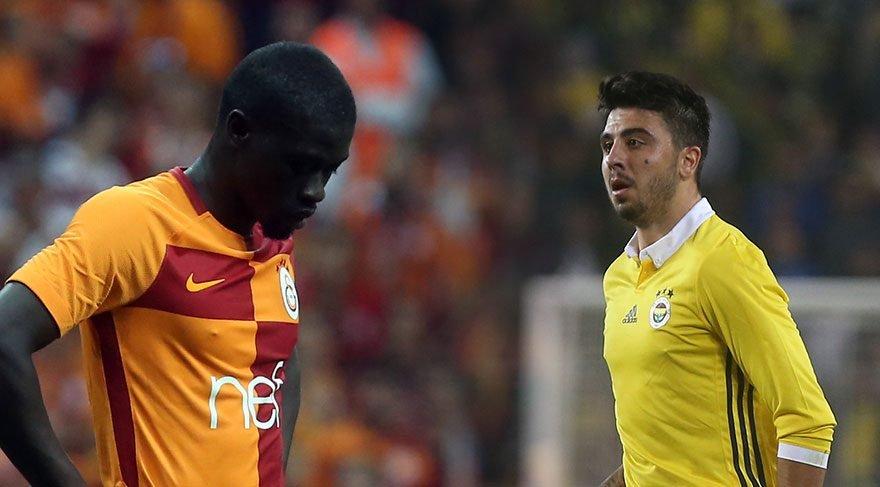 Fenerbahçe'de Ozan Tufan şaşkınlığı! Ndiaye'yi solladı