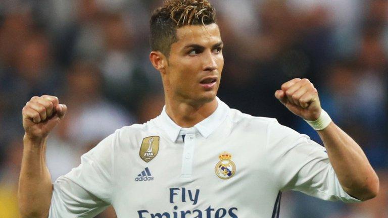 Cristiano Ronaldo'nun 21 güzeli