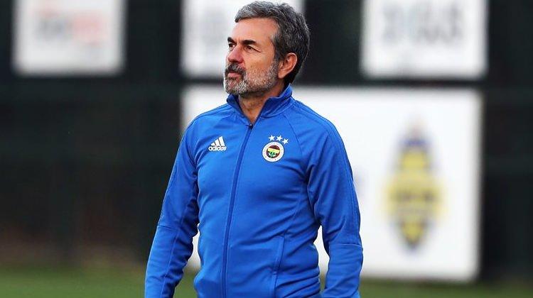 Fenerbahçe'de Antalyaspor maçı öncesi kritik uyarı! Aykut Kocaman...