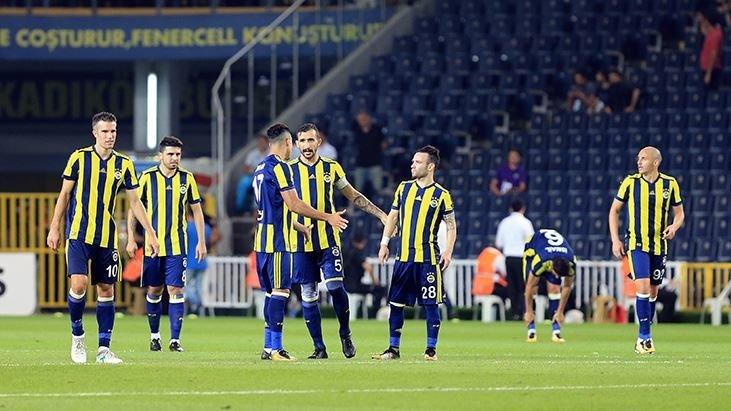 Fenerbahçe'de herkesi şoke eden tablo! İlk 10'da 1 futbolcu bile yok