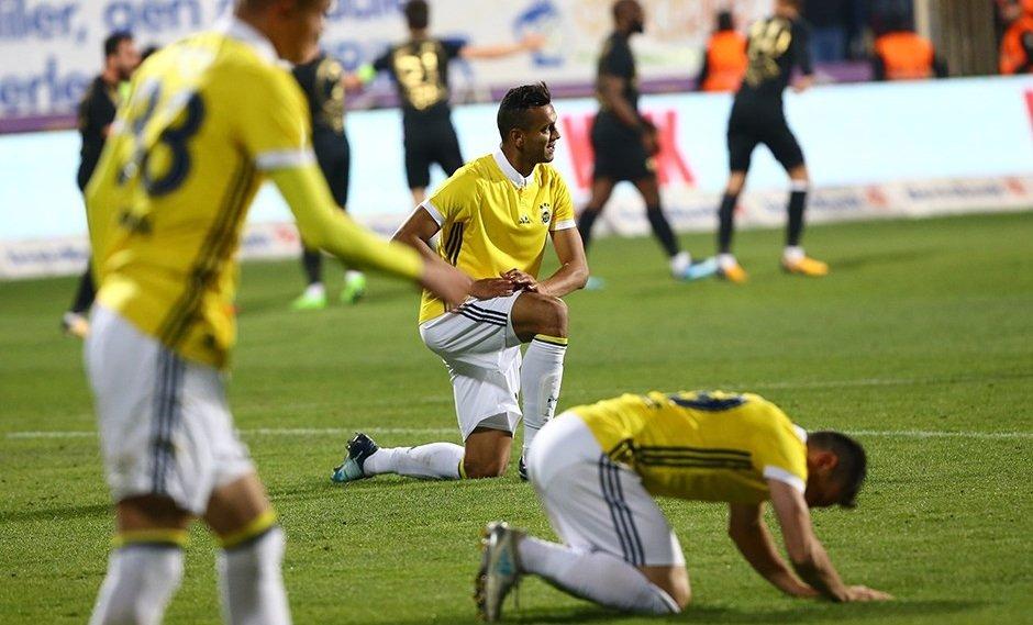Fenerbahçeli oyuncu isyan etti! Günah keçisi oldum