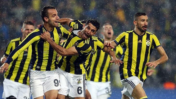 Fenerbahçe'nin Antalyaspor maçı ilk 11'i!