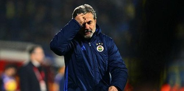 Ve işte Fenerbahçe'de Aykut Kocaman'ı istifadan döndüren o transfer