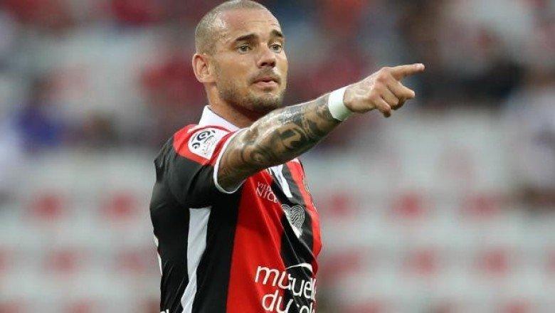 Wesley Sneijder'den kötü haber! Kabus gibi sezon