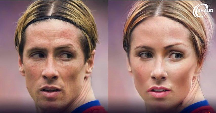 'Yıldız futbolcular kadına döndü! Şaşırtan görüntüler