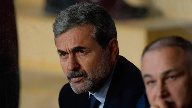 Aykut Kocaman'dan Galatasaray'a gönderme!