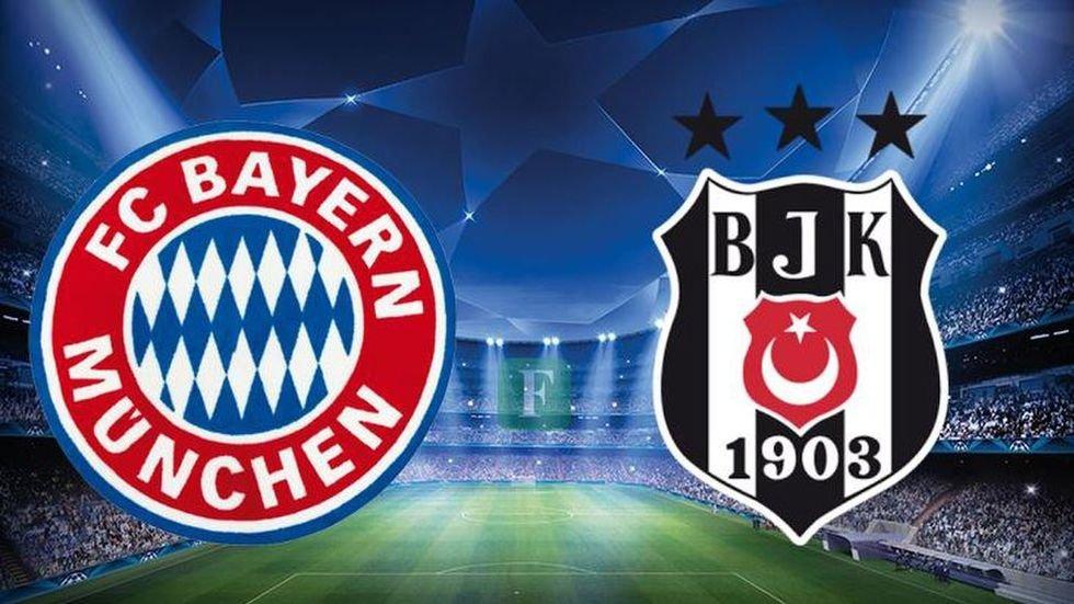 Beşiktaş'ın rakibi Bayern Münih'den flaş transfer!