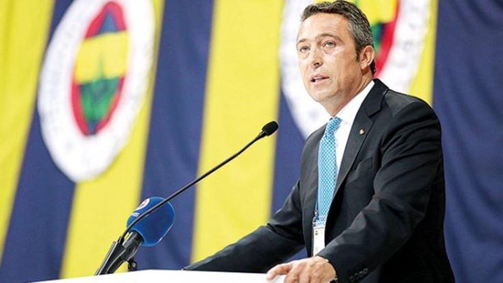 Fenerbahçe'de Ali Koç bombası! İsmi yetti, hücum ettiler