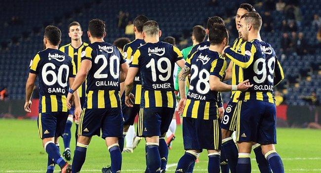 Flaş! Ve Fenerbahçe'de yolcular belli oldu