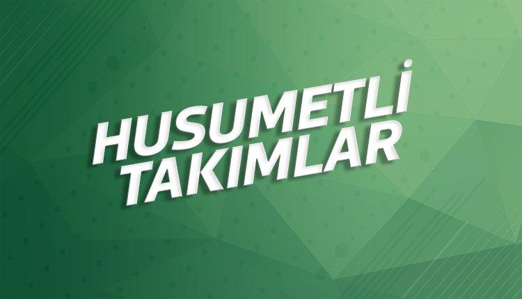 Türkiye'de aralarında husumet olan taraftarlar
