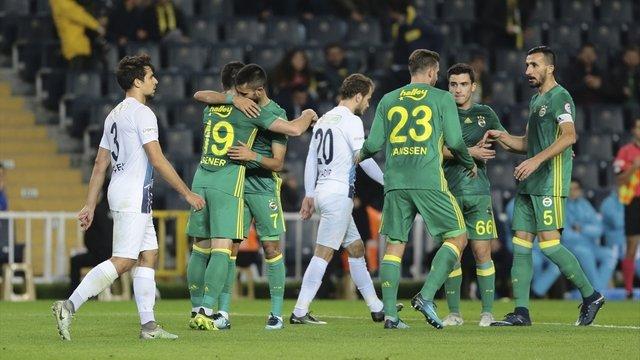Ve işte Fenerbahçe'nin yeni forveti