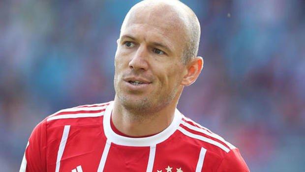 Arjen Robben için flaş açıklama! Transfer...