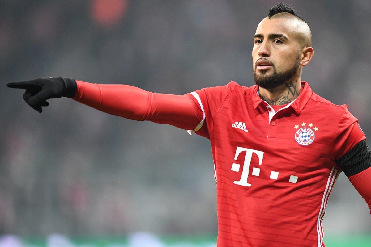 Arturo Vidal, Bayer Münih'ten ayrılıyor mu? Resmen açıkladı