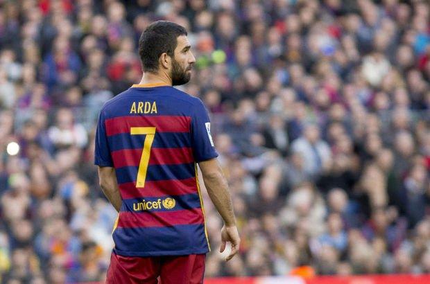 Barcelona, Arda Turan'ın formasını o isme ayırdı