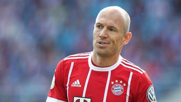 Bayern Münih'li Robben'den Beşiktaş için dev itiraf