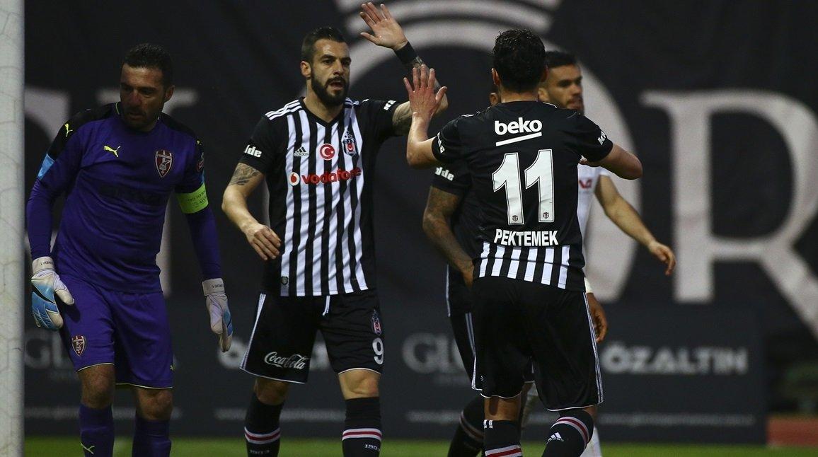 Beşiktaş'a golcü gelirse kim gidecek? İşte cevabı...