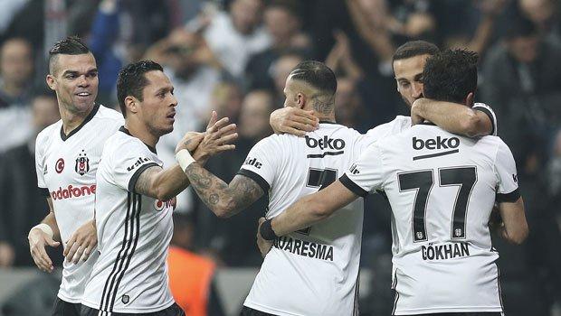 Beşiktaş'ın yıldızı için çıldırdılar, 15 milyon Euro'luk teklif