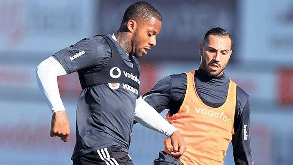Beşiktaş'ta Jeremain Lens şaşkınlığı! Bu görüntüsü çok konuşulacak