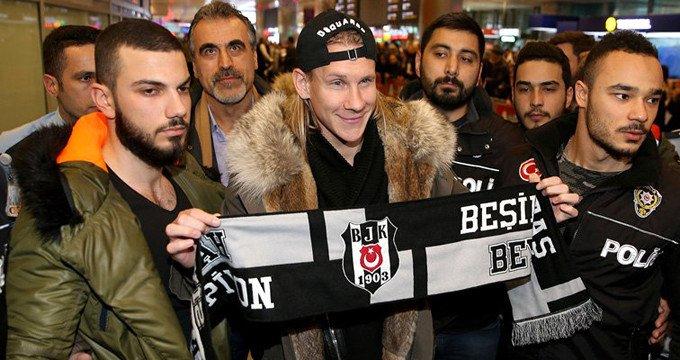 Flaş! Beşiktaş'a Domagoj Vida şoku!