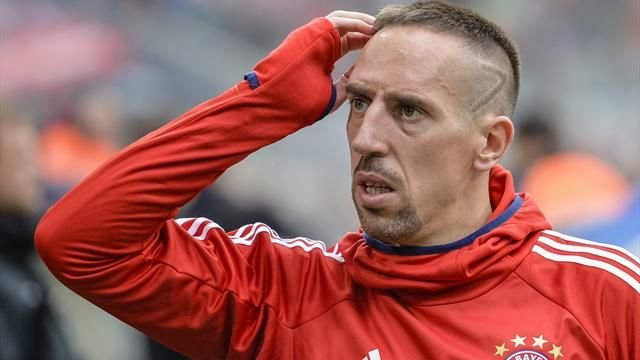 Franck Ribery'den transfer açıklaması! Beşiktaş maçı öncesi...