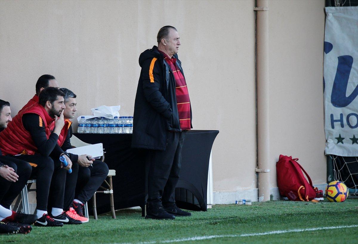 Galatasaray, Tuzlaspor'a gol yağdırdı! Fatih Terim'den alkışlanan hareket