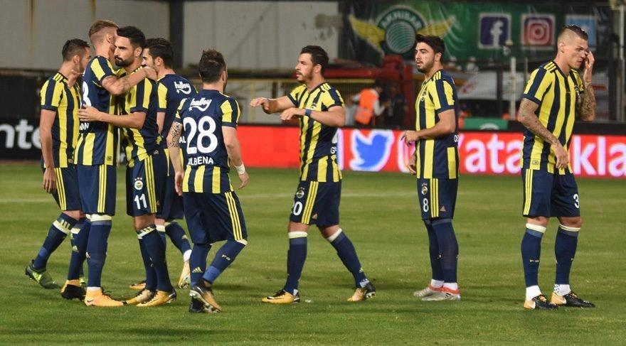 Fenerbahçe'nin Göztepe maçı 11'i açıklandı! Sürpriz...